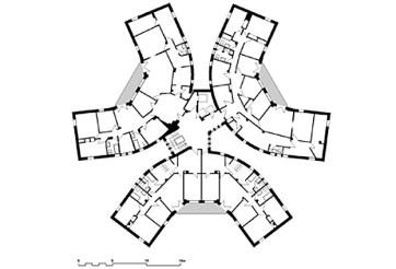 Planta de una torre (4)