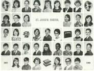 Seventh grade class