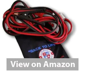 Always Prepared - Jumper Cables 4 Gauge Extra Long 20 feet Review