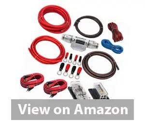 best amp wiring kit july 2018 best value top picks updated rh atfulldrive com best cheap amp wiring kit best amp wiring kit for the money