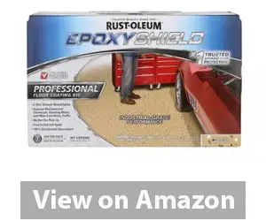 Rust-Oleum 238466 Professional Floor Coating Review