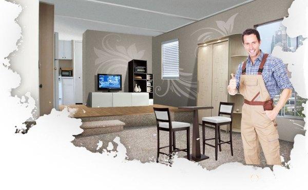 Отделка и ремонт квартир от косметического до капитального ...