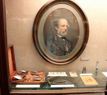 personal effects of Robert E. Lee