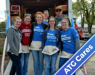 ATG Cares - Missoula Habitat for Humanity