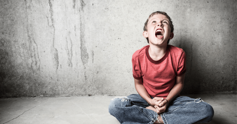 Autism meltdowns are challenging behaviors often displayed by children with autism.