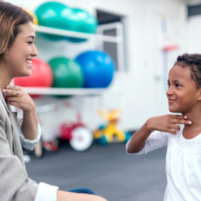 ABA Therapy can help your child with communication issues, including echolalia.