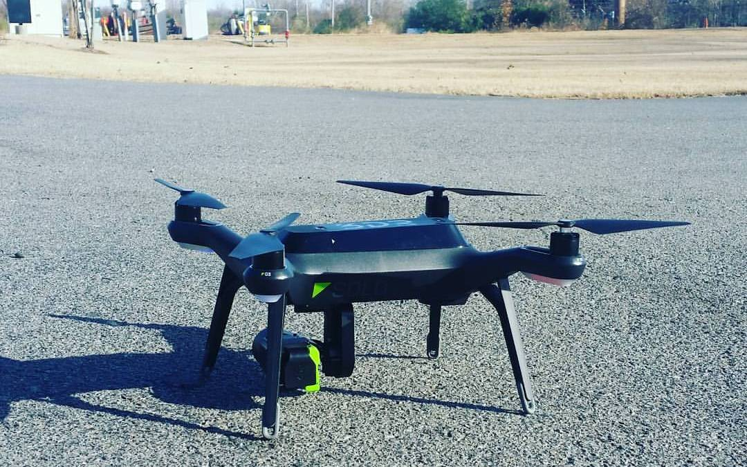 Tech Talk: What impact are drones having on Construction?