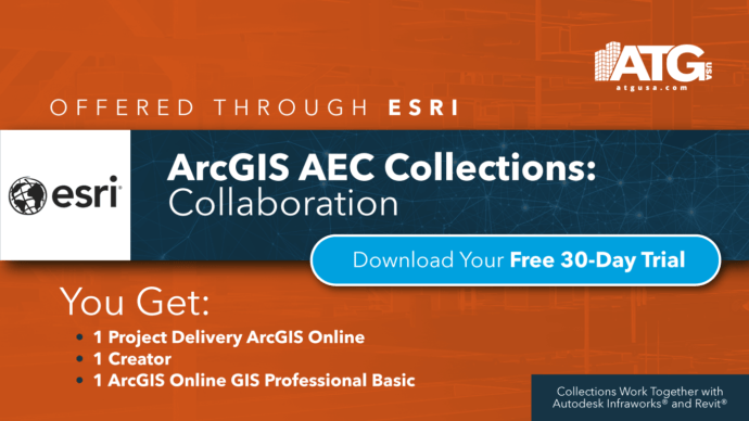 ArcGIS AEC Collections: Collaboration from Esri