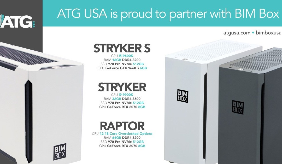 ATG Becomes Exclusive Partner With BIM Box