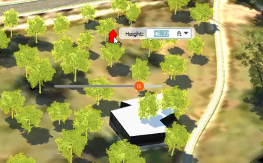 Adaptive Trees and the Evolution of InfraWorks 360