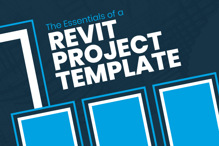 revit project template white paper