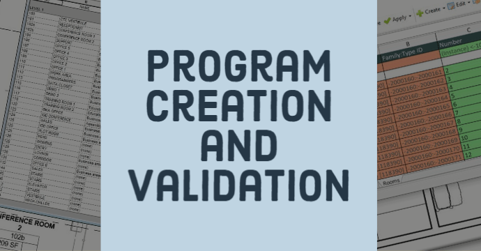 Blog: Program Creation and Validation