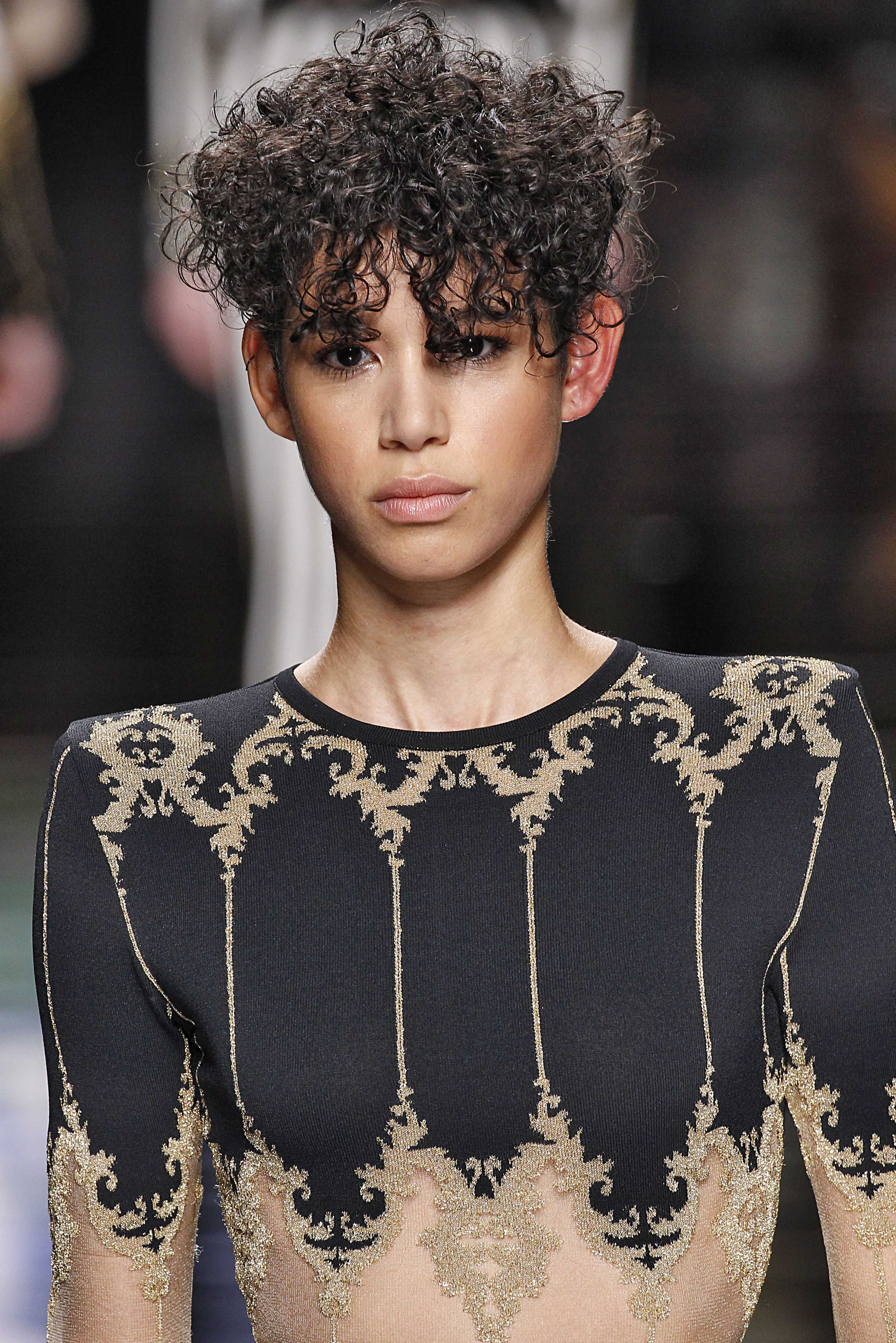 Edgy Hairstyles For Curly Hair