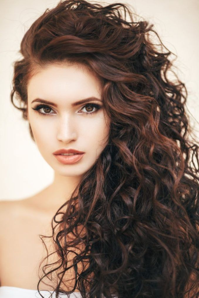 Image Result For Permed Long Hairstyles