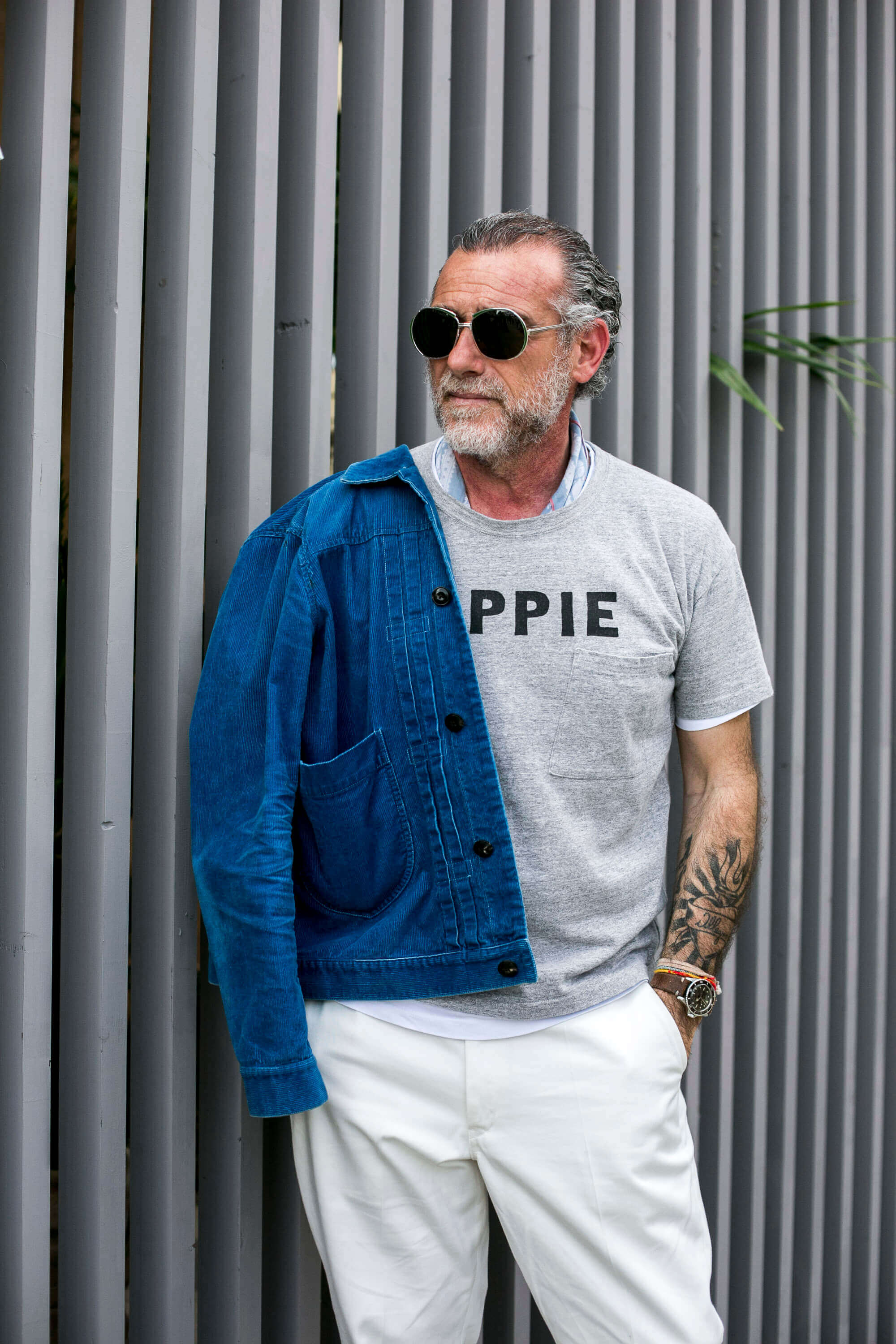 Mens Hair Trends From The Streets Of Florence Pitti Uomo