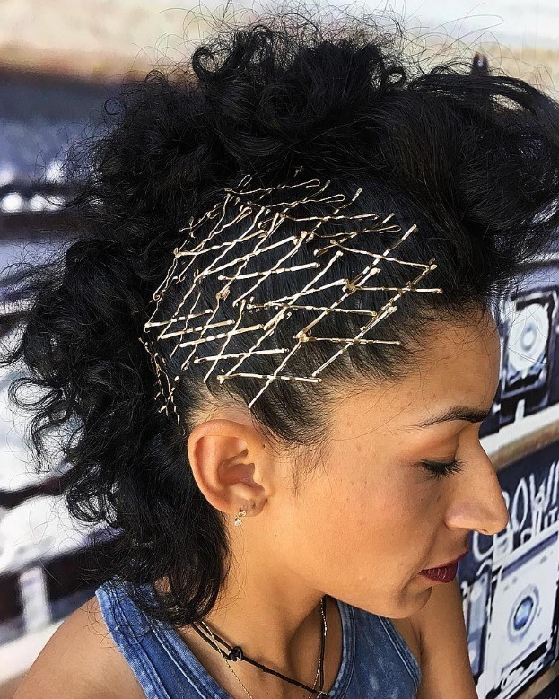 Punk Hairstyle For Men Page 1