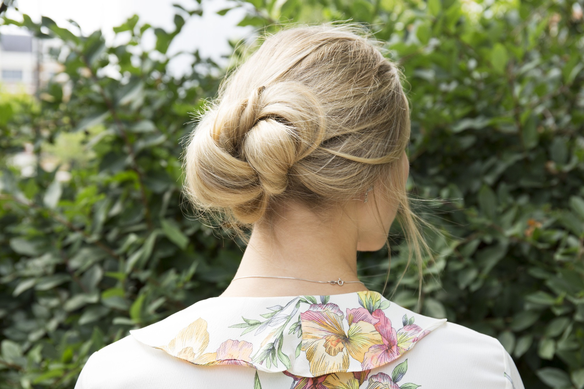 How To Do A Banana Bun Why We Love This Easy Updo