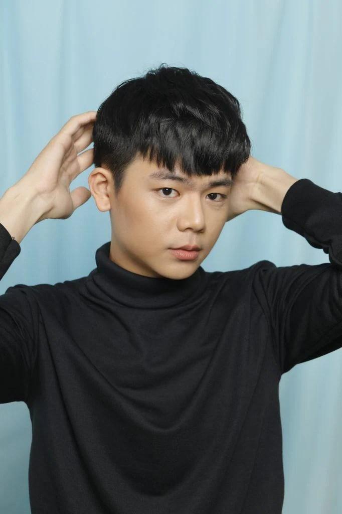 Tutorial Gaya Rambut Kpop Idol Two Blocks Haircut
