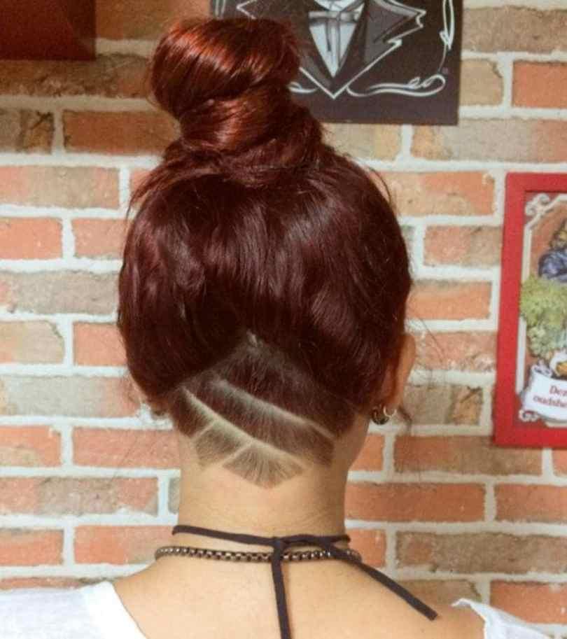 Undercut tattoo: a tendência que cria desenhos no cabelo raspado