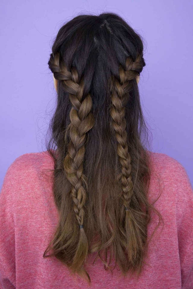 8 easy french braid hairstyles for 2019 | women's hair