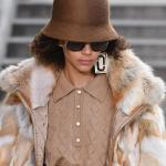 14 Ways To Wear Bob Hairstyles With Hats As Seen At Nyfw