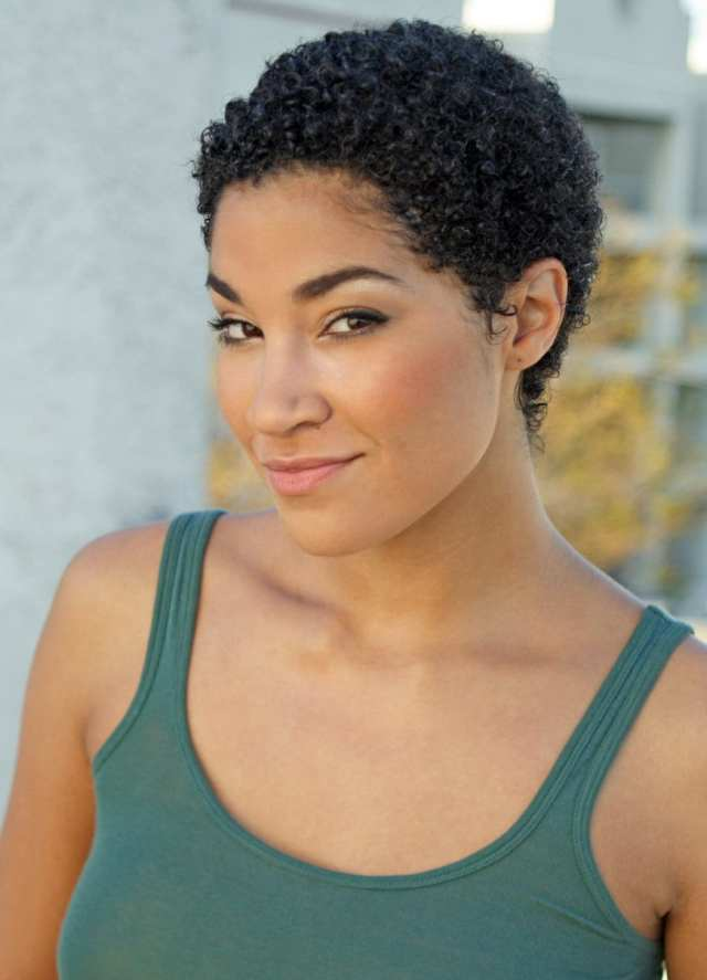 short haircuts for curly hair: 24 short cuts for any curl