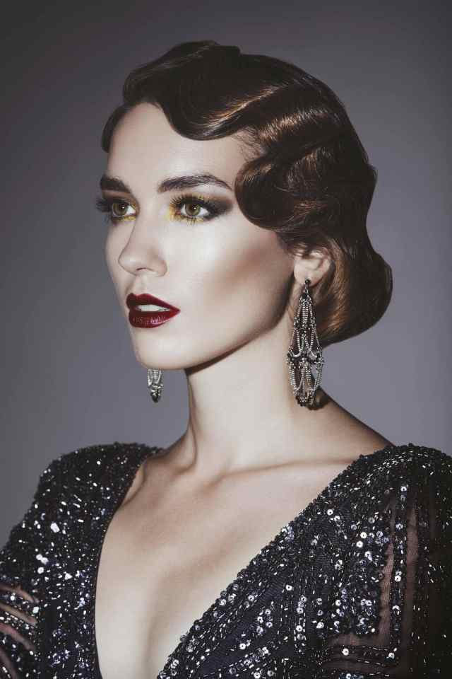 11 great gatsby inspired hair ideas for halloween (and