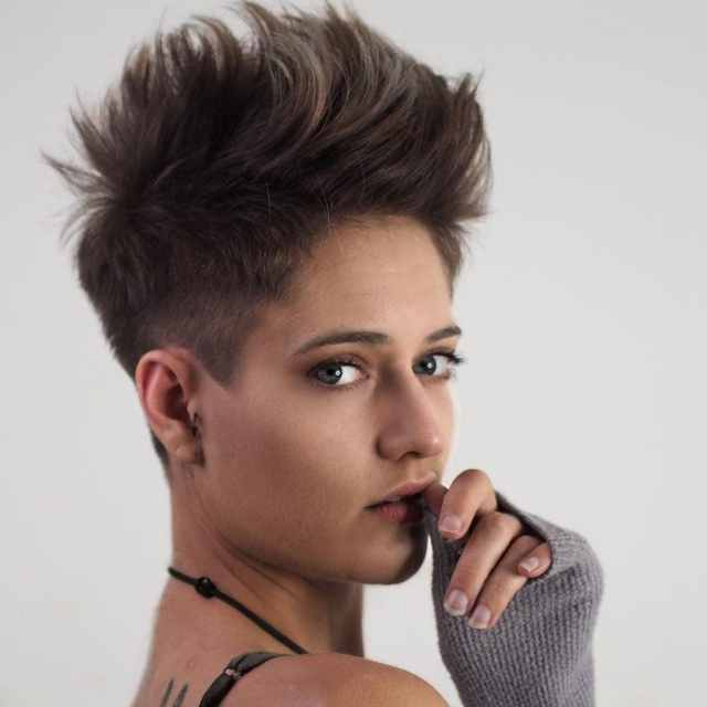 25 bold and beautiful shaved hairstyles for women | all