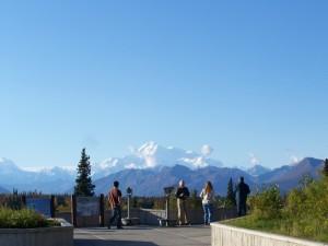 View of Denali by Angela Gonzalez