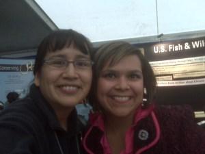 Angela Gonzalez and Antonia Gonzales