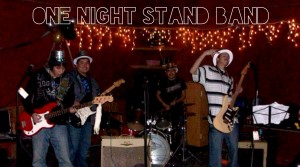 The One Night Stand Band performed in Nulato on New Year's Eve in 2011. Courtesy photo