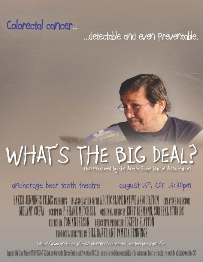 """Joe Frank played a lead role in the """"What's the Big Deal?"""" film. Courtesy photo"""
