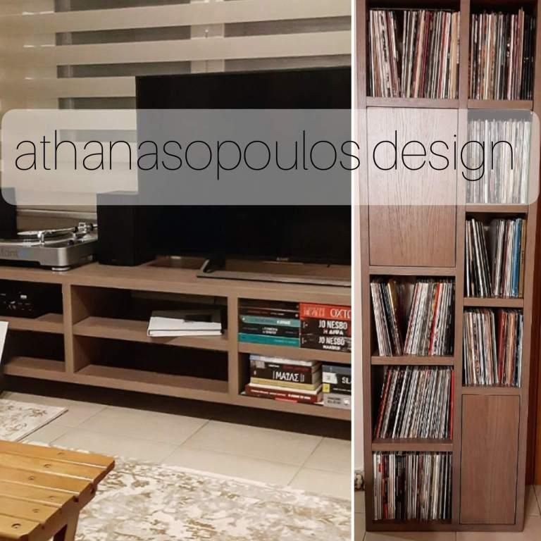 portfolio - interior design projects - athanasopoulos design epipla spiti patra Dora Lazaridou
