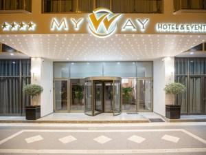 My Way hotel & events: Το νέο hot spot της Πάτρας!