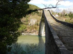 Stone made bridge of Plaka 3