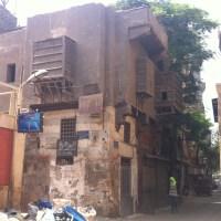 منزل وقف مصطفى سنان، الدرب الاحمر