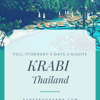 Percutian ke KRABI (Day 4) & total money I spend