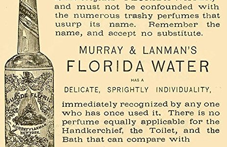 All About Florida Water