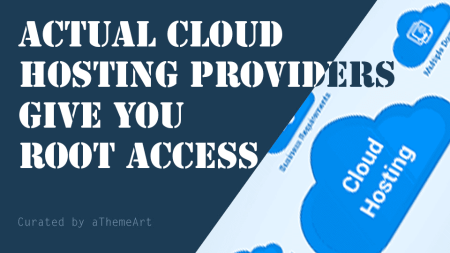 Actual Cloud Hosting Providers