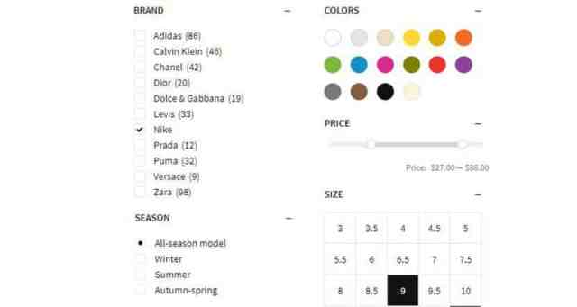 ProductFilters by WooCommerce
