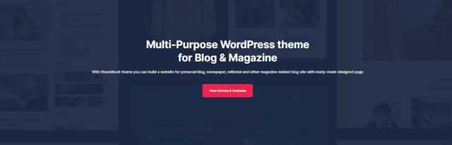 journalist wordpress theme