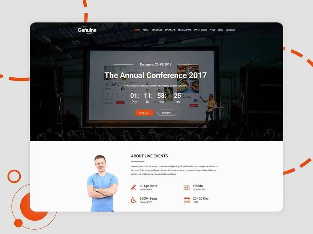 free templates webpage