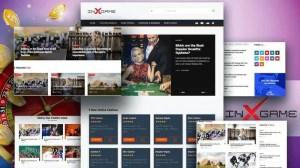 INX-GAME PRO : WordPress Casino Theme for Affiliate , Gambling &  Reviews