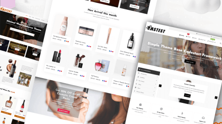 Fastest Shop ( PRO ):-  WooCommerce & Elementor Compatible WordPress  Theme