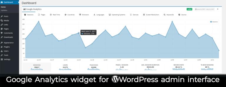 Download Lara's Google Analytics