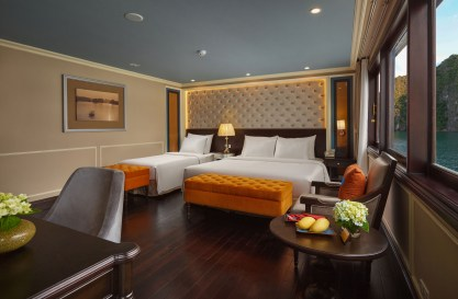 ATHENA TRIPLE SUITE WITH BALCONY