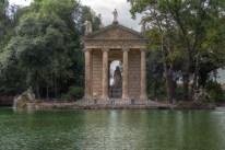 HDR LAKE ROME