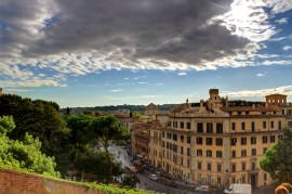rome overview = hdr
