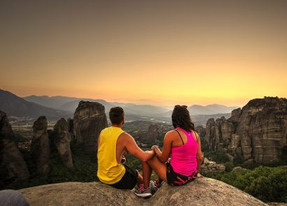 Meteora Rob and Athena 2