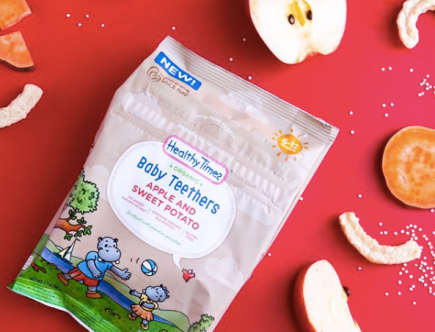healthy times baby snacks
